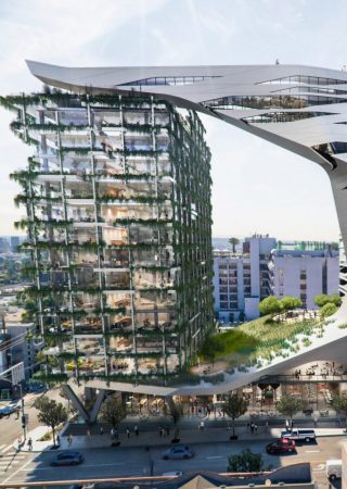 Los Angeles Architecture Finest: Morphosis Architects