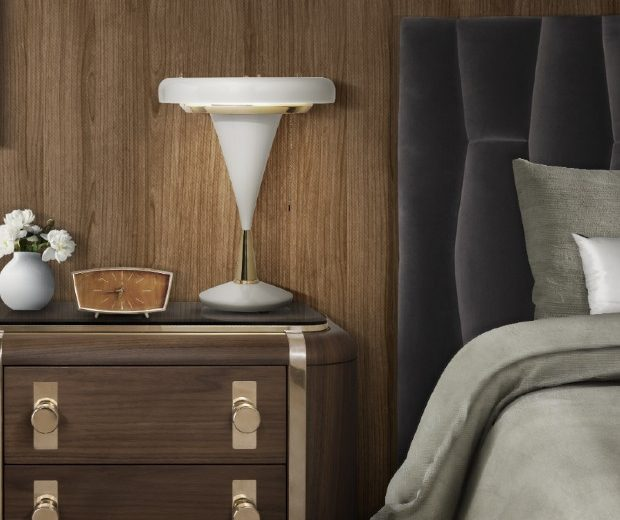 Check out these Lovely Lamps for your Luxury Bedroom!