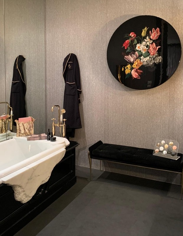 Discover the Glamour Elements to Enhance your Luxury Bathroom