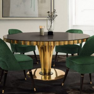 See the Perfect Dining Chairs for a Mid-Century Dining Room!