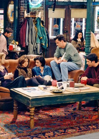 Friends: How to Recreate Manhattan's Most Famous Apartment