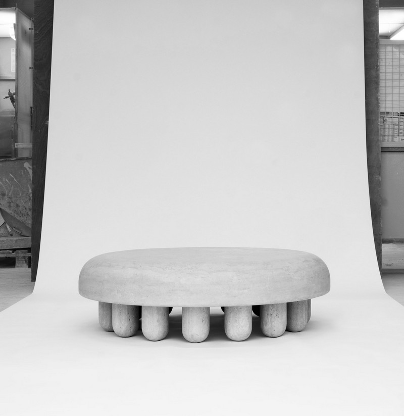 Amazingly Unique Coffee Table by Martin Massé For Studio Twenty Seven
