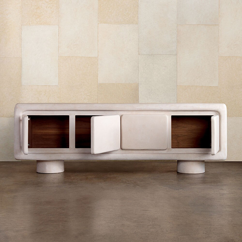 KELLY WEARSTLER'S FRESHEST SIDEBOARD