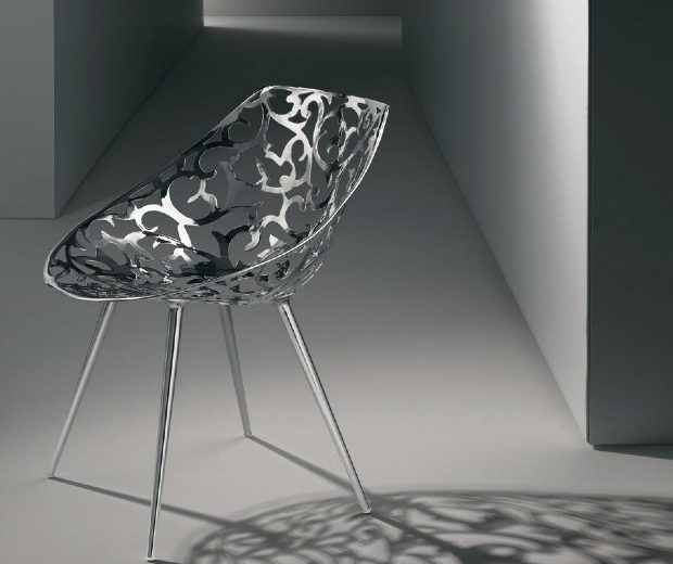 Living Room Bedroom Combo Ideas, The Unique Versatility Of Philippe Starck Dining Chairs