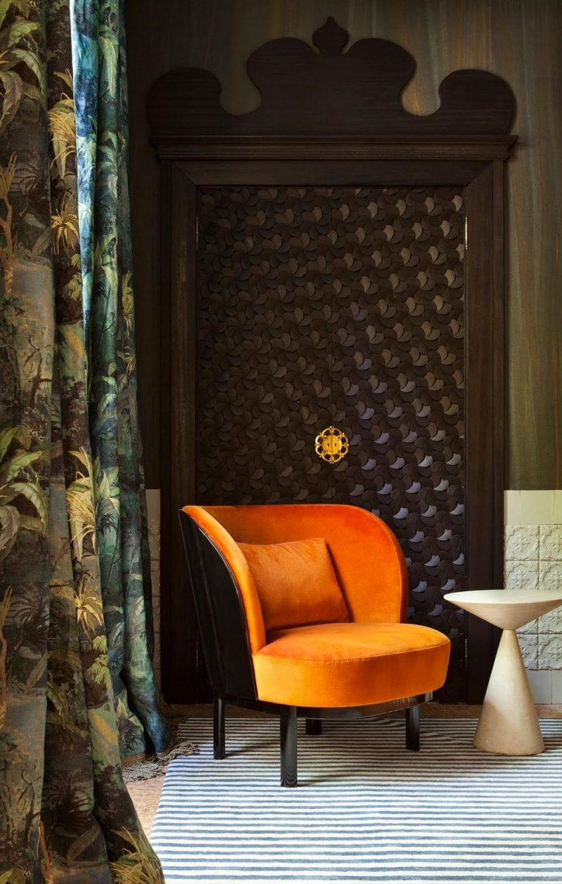 PEPE LEAL: STATEMENT FURNITURE AND CHARMING INTERIORS