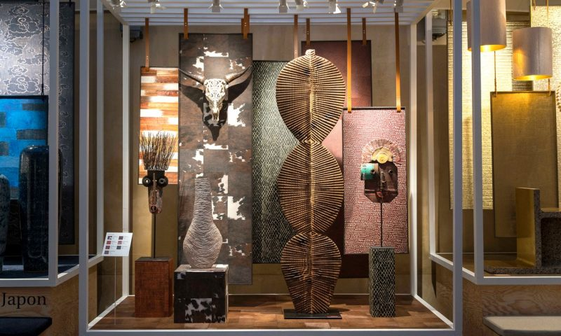 Showrooms We Covet: Élitis, a Renowned French Brand