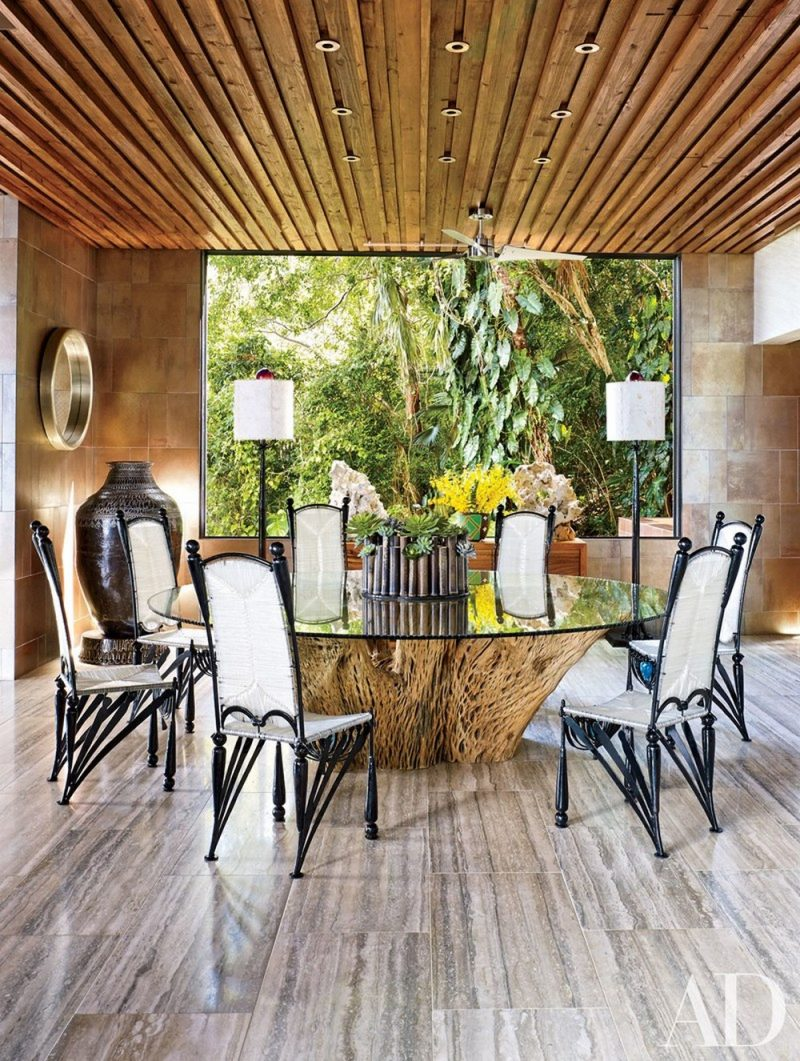 Make It Adventurous: Contemporary Dining Rooms by Ingrao Inc