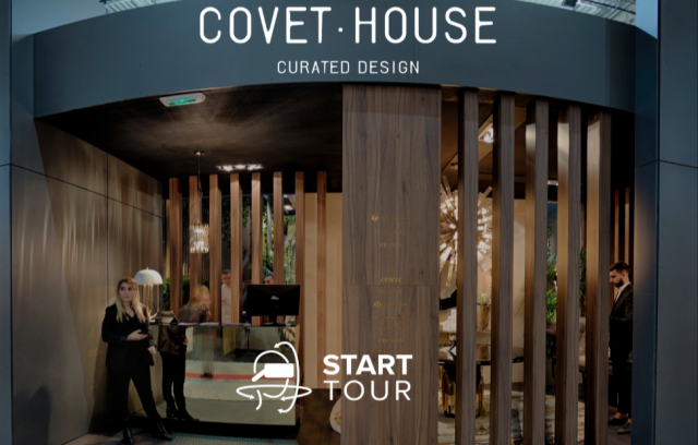 Enjoy A Curated Design Experience With Covet House's Virtual Tour