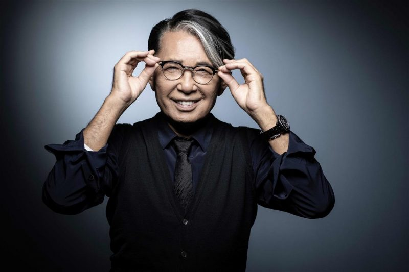 CovetEd Exclusive Interview With Kenzo Takada