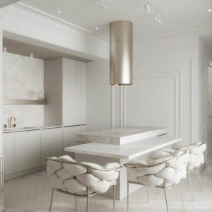 White Room Interiors: Aesthetic Design Ideas for the Colour of Light