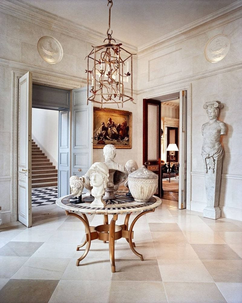 Design that's barely there: How to decorate with Nude Tones