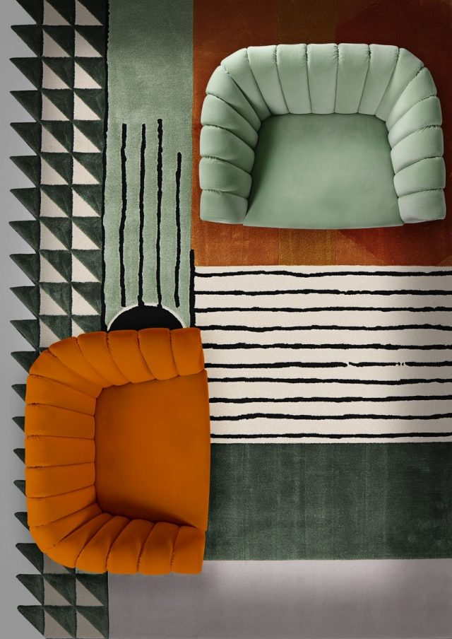 ART DECO MAXIMAL: WHEN RICHLY-LAYERED PATTERNS MEET COLORFUL TONES