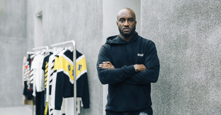 Why The Name Virgil Abloh Should Most Definitely Be On Your Radar