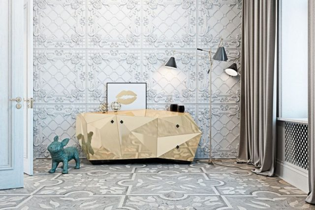 HOLOGRAPHIC AVANT-GARDE: MIND-BENDING IDEAS FOR VISIONARY INTERIORS