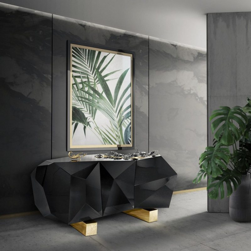 A TRIBUTE TO MOTHER EARTH: 5 NATURE-INSPIRED SIDEBOARDS