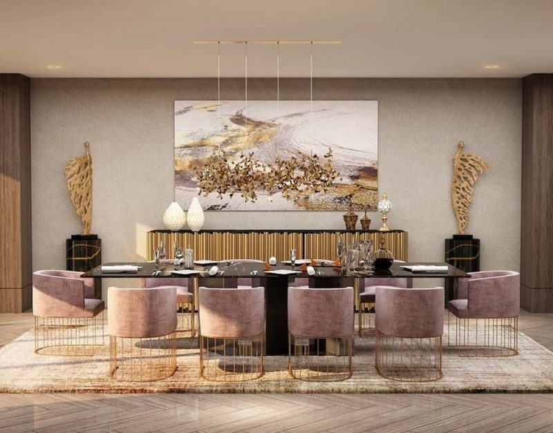 GORGEOUS SIDEBOARD IDEAS TO BOOST YOUR DINING ROOM DESIGN