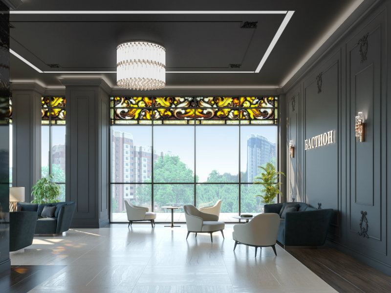 A Tour Inside Svetlana Pozdnyakova' Premium Business Center