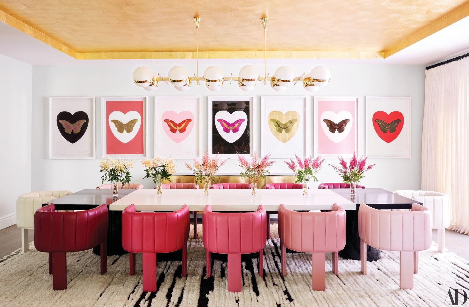 Explore Chez Kylie Jenner, Designed by Martyn Lawrence Bullard