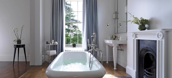 Most CovetED Interior Designers: Top Bathroom Ideas