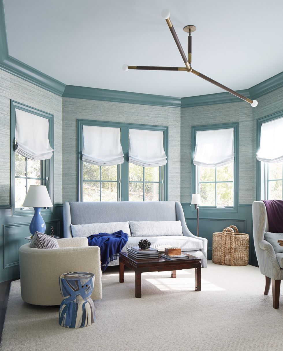 THE BEST BEACH-INSPIRED PAINT COLORS, ACCORDING TO DESIGNERS