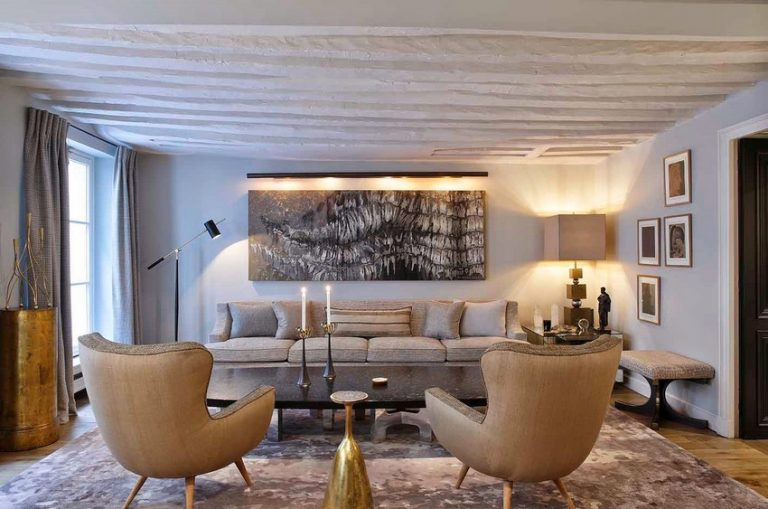 JEAN-LOUIS DENIOT: CONTEMPORARY AESTHETICS FOR EXPRESSIVE INTERIORS
