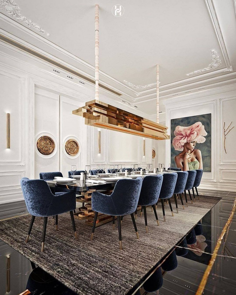 The Best Dining Room Designs You Will Find On Instagram