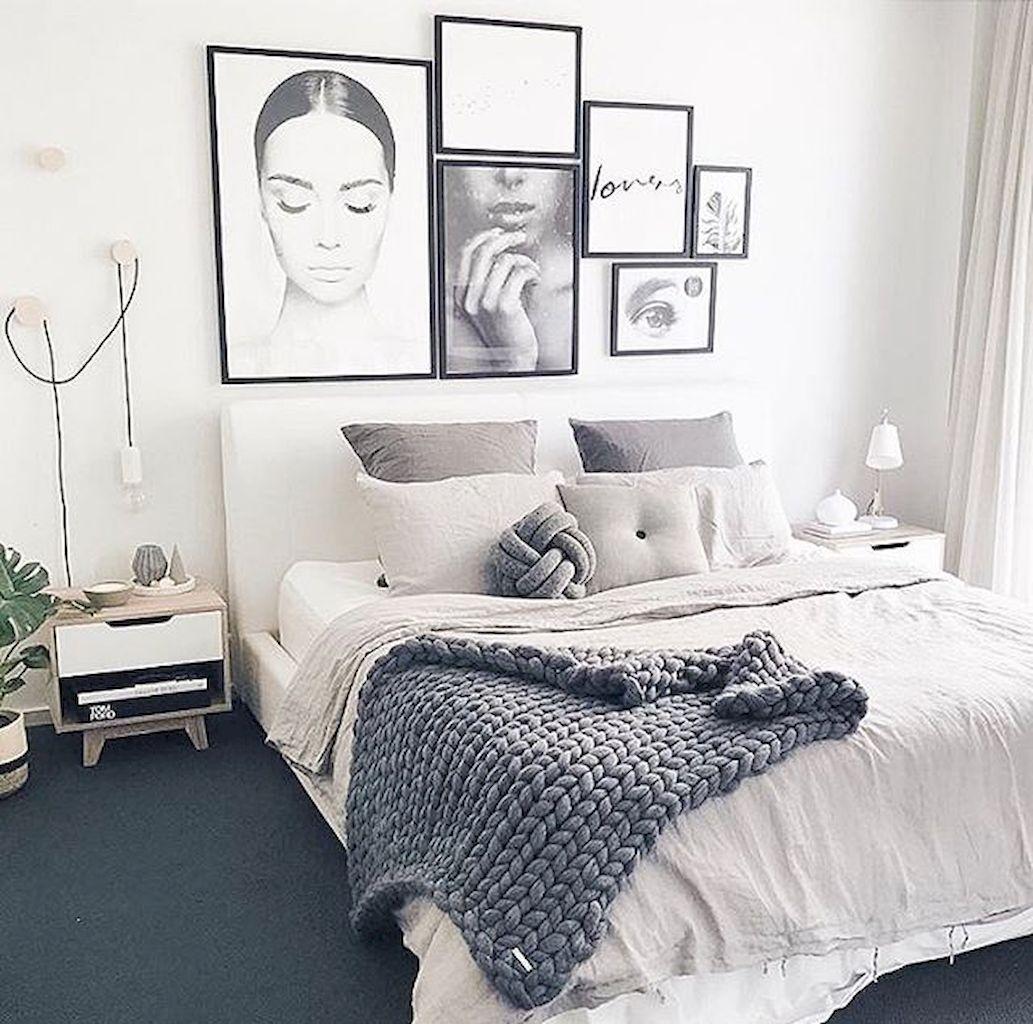 Scandinavian Bedrooms: Ideas And Inspirations