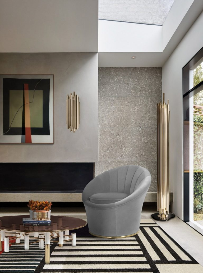 STEAL THE LOOK: MID-CENTURY HOMES WITH A GLAMOROUS CONTEMPORARY TWIST