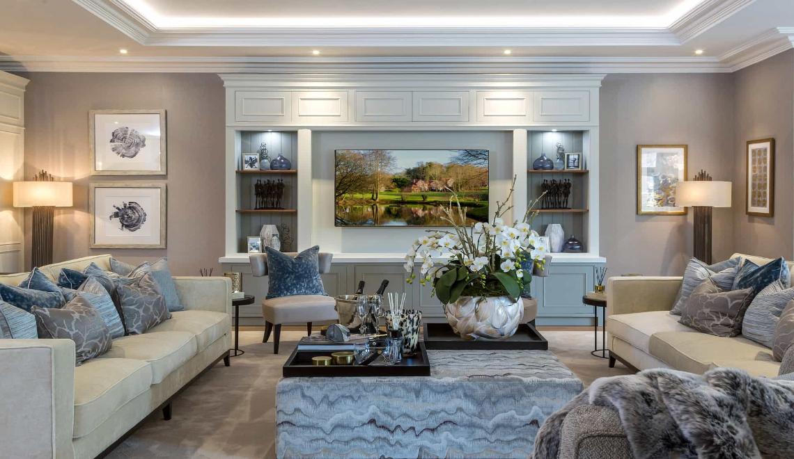 Interior Design Trends Covet Edition