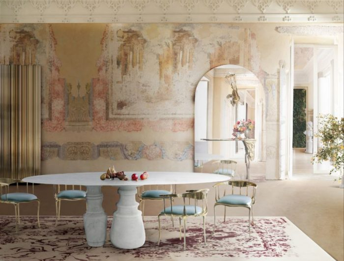 The Wonders Of Craftsmanship – Details Of Marble Work and Faux-Marble