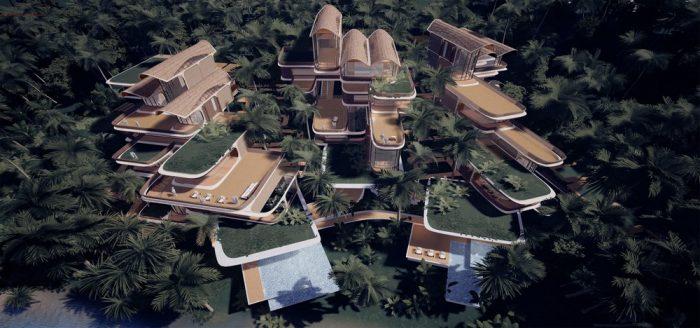 Zaha Hadid Architects New Project in Honduras