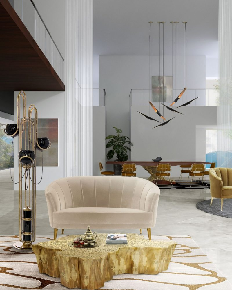 Voguish and Unexpected: Contemporary Dining Rooms You Will Love