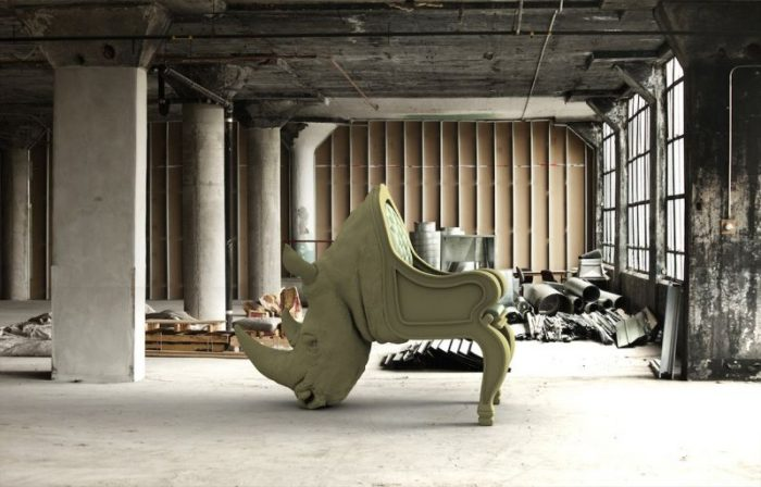Seating On The Animal Kingdom: Incredible Furniture by Máximo Riera