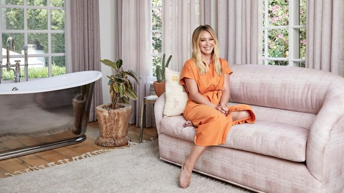 Step Inside Hilary Duff's Cheerful Los Angeles Home