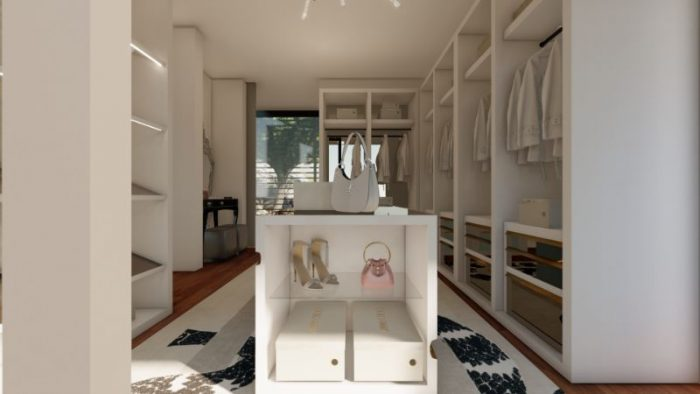 Tailored For You: Boca do Lobo And Jimmy Choo's Luxury Walk-In Closet