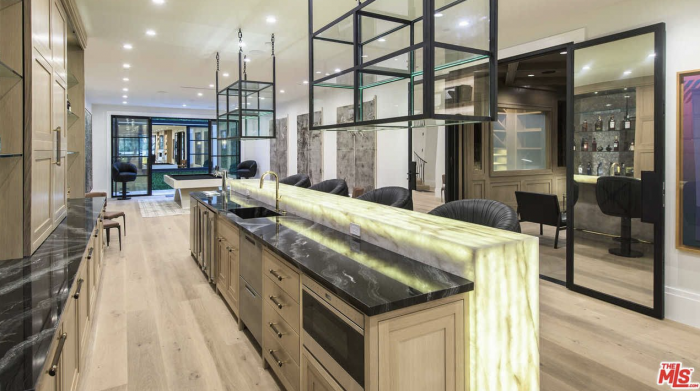 Step Inside LeBron James $23M L.A. Mansion