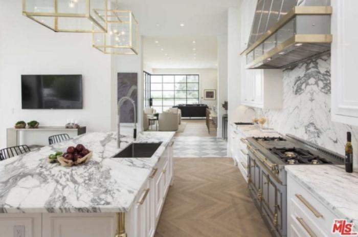 Step Inside LeBron James $23M L.A. Mansion