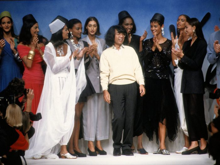 Farewell Kenzo: The Most CovetED Moments of the Design Icon
