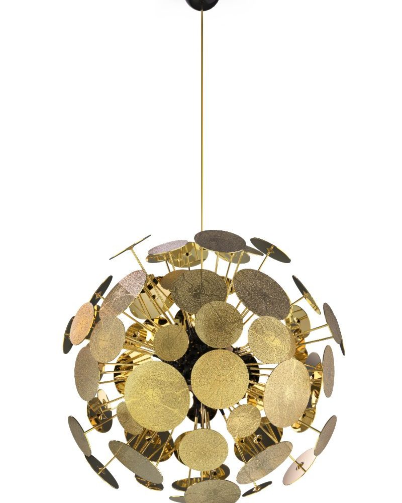 Lighting Designs That Double As Statement Art Pieces