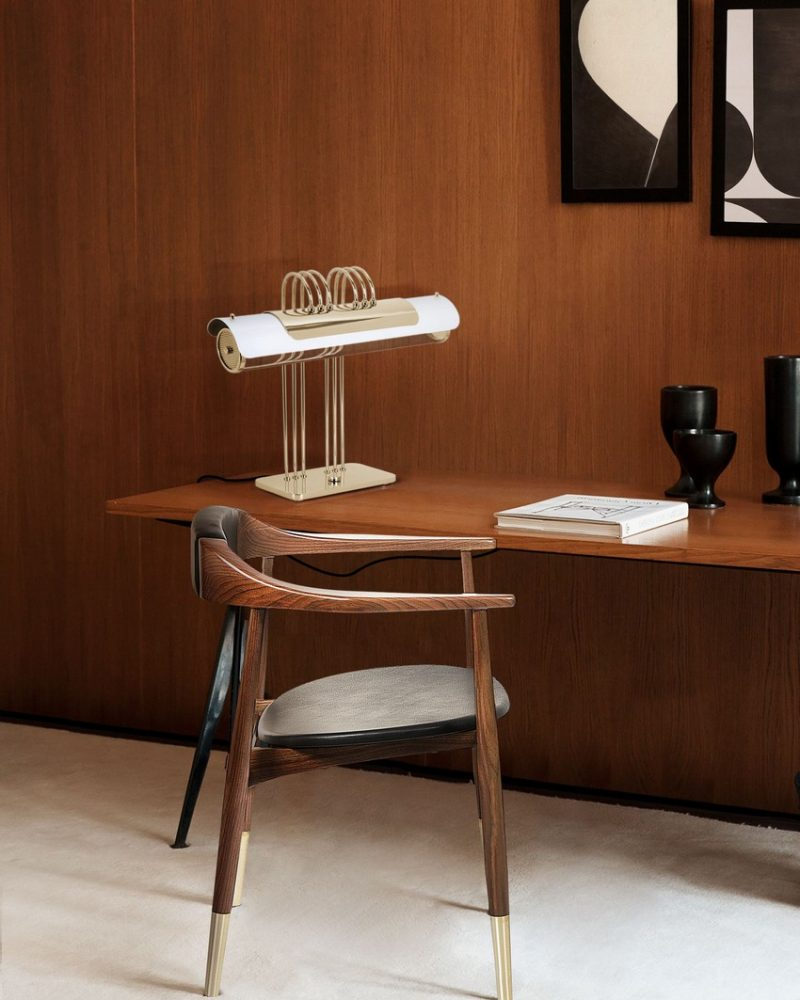 Working From Home? Discover 10 Luxury Office Ideas