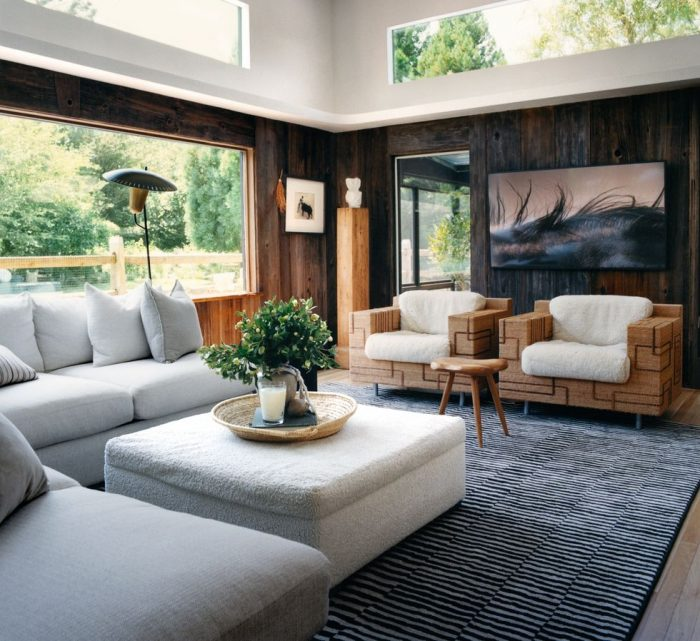 Discover the Inside of Designer Nate Berkus Montauk Retreat