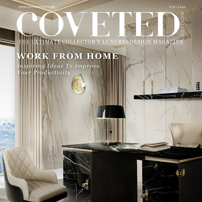 CovetED Magazine's New Issue: Work From Home