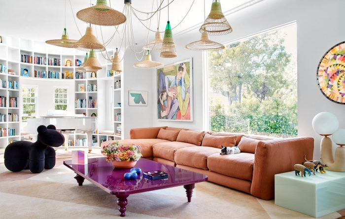 Inside Architect Chet Callahan's Spirited Revamp of his Historic Los Angeles home