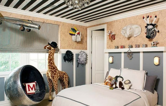 Discover The Most CovetED Celebrity Nurseries And Kids Rooms