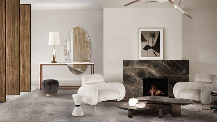 MONOLITHIC, CLASSY AND LUXURIOUS: MARBLE TABLE DESIGNS YOU WILL LOVE