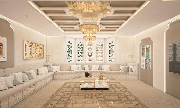 Take a Look At The 20 Best Interior Design Companies In Doha take a look at the 20 best interior design companies in doha Take a Look At The 20 Best Interior Design Companies In Doha AEA Designs Private Villa 3 1