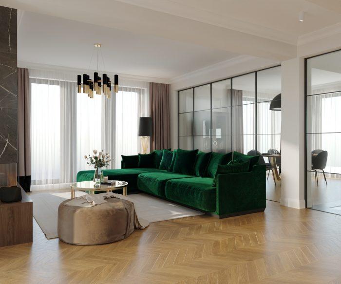 top interior designers Design Hubs Of The World – 15 Top Interior Designers From Bucharest Design interior Casa in stil eclectic Craiova 01