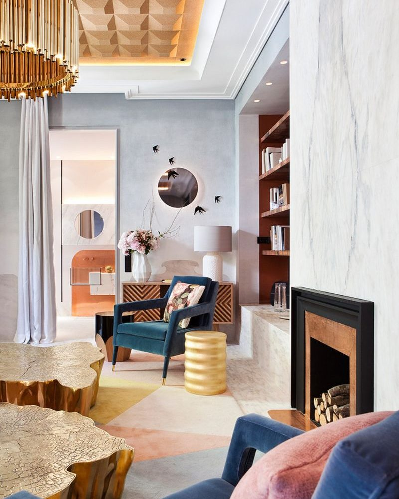 Design Ideas Featuring 2021's Pantone Colour Of The Year
