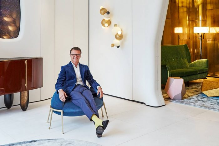 The Top 20 Interior Designers And Architects From Rome