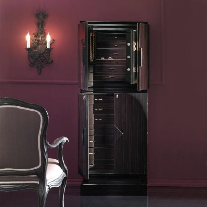 MAGIA ARMOIRE WITH SAFE BY AGRESTI
